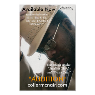 Colier McNair Poster