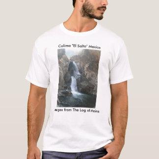 "Colima ""El Salto"" Mexico. T-Shirt"