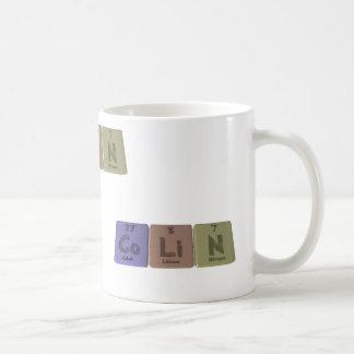 Colin as Cobalt Lithium Nitrogen Coffee Mug