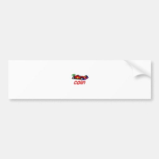 Colin Bumper Sticker