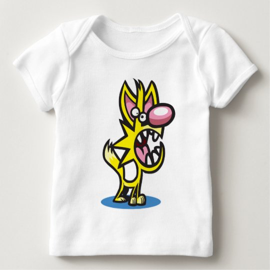 Colin Cat Baby T-Shirt