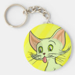 Colin Cat Keychains