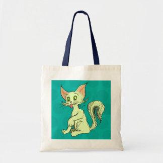 Colin Cat Tote Bag