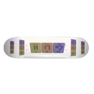 Colin-Co-Li-N-Cobalt-Lithium-Nitrogen png Skate Board