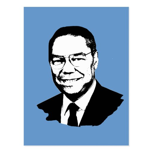 Colin Powell Postal