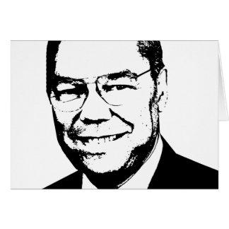 Colin Powell Tarjetón