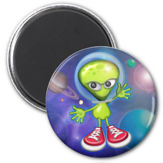 colin the alien magnet