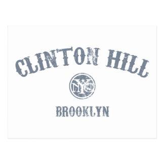 Colina de Clinton Tarjeta Postal