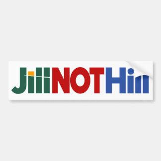 Colina de Jill NO Pegatina Para Auto