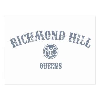 Colina de Richmond Postal