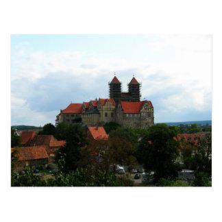 colina del castillo tarjetas postales