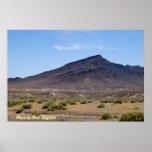 Colina del desierto posters