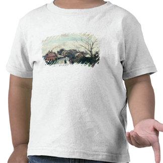 Colina del Fox, Norwood superior, 1870 Camiseta