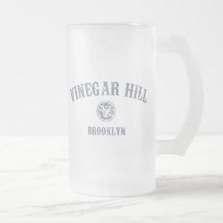 Colina del vinagre tazas de café