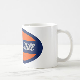 Colina del vinagre taza de café