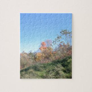 Colina escarpada puzzles con fotos