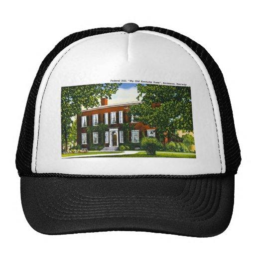 Colina federal, Bardstown, Kentucky Gorra