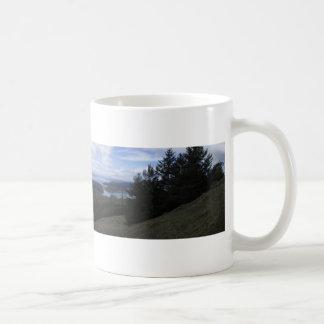 Colina joven tazas de café