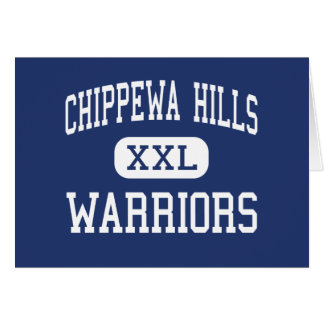 Colinas de Chippewa - guerreros - altas - Remus Mi Tarjeton