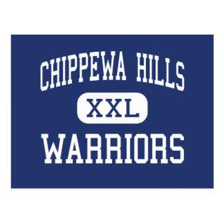 Colinas de Chippewa - guerreros - altas - Remus Postal