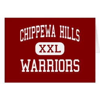Colinas de Chippewa - guerreros - joven - Remus Felicitación