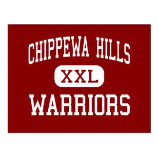 Colinas de Chippewa - guerreros - joven - Remus Postal