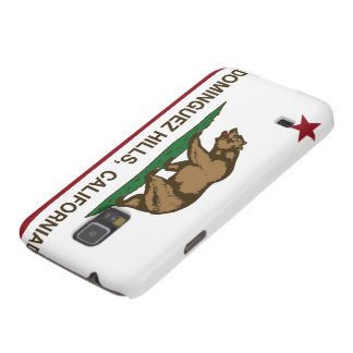 Colinas de Domínguez de la bandera de la república Carcasa De Galaxy S5