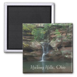 Colinas de Hocking, Ohio Imán De Frigorífico