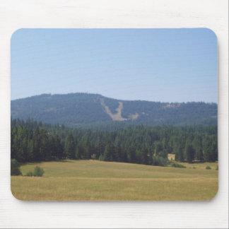 Colinas de Idaho Alfombrillas De Ratón