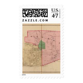 Colinas de la nuez, Ohio Timbre Postal