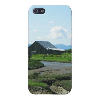Colinas de las islas de San Juan iPhone 5 Carcasa
