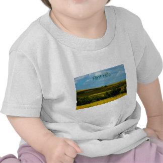 Colinas del pedernal camisetas
