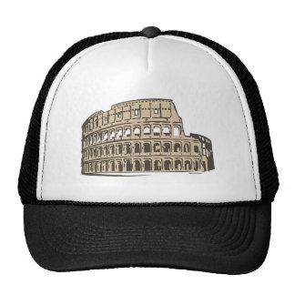 Coliseo Colosseum Gorros Bordados