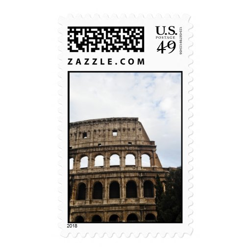 Coliseo de Roma Franqueo