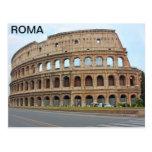 Coliseo de Roma Postal