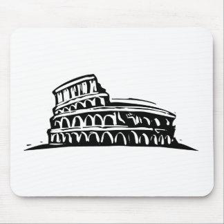 Coliseo de Roma Tapete De Ratón