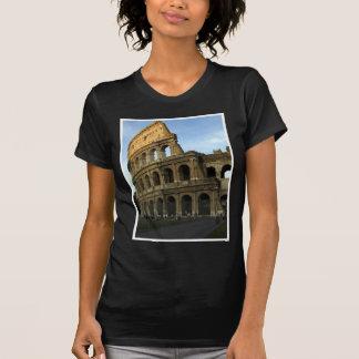 Coliseo en la puesta del sol playeras