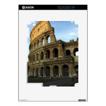 Coliseo en la puesta del sol skin para el iPad 2