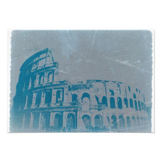 Coliseo en Roma Anuncio Personalizado
