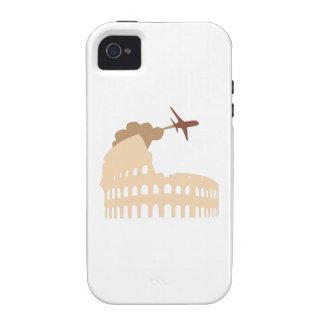 Coliseo iPhone 4 Funda