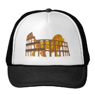 Coliseo león Colosseum lion Gorra