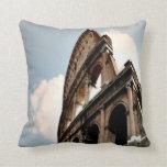 Coliseo romano almohada