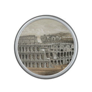 Coliseo romano altavoz