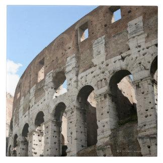 Coliseo romano tejas  cerámicas