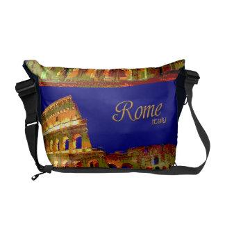 Coliseo romano bolsa de mensajería