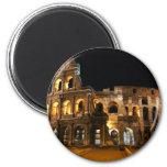 Coliseo romano iman de frigorífico