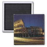 Coliseo romano imán de nevera