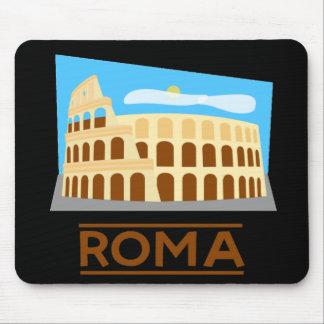 Coliseo romano Italia Mousepad Tapete De Raton