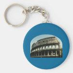 Coliseo romano llavero personalizado