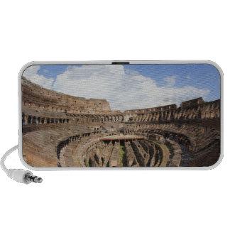 Coliseo romano, opinión de ojo de pescados PC altavoces